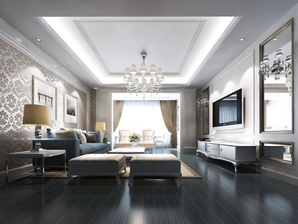 首先,如果家居面积够大,深色木地板更适合大面积的使用,使整体看起来非常的大气美观。但如果是小空间,尽量就不要选择铺设深色木地板了,因为会带给人压抑的感觉,使整个空间都显得狭窄沉闷。   其次,深色木地板的保养很重要。要注意给地板进行遮阳,因为深色木地板经过长期日晒会褪色,也会失去原有的内在质量。在给深色木地板打蜡的时候也要注意地板蜡的选择,不一样的地板蜡会有色差,所以最好挑选无色的多用途地板蜡。   此外,室内是否适合采用深色木地板还得根据整个家居的装修风格以及主色调来进行搭配,建议业主先确定好整体